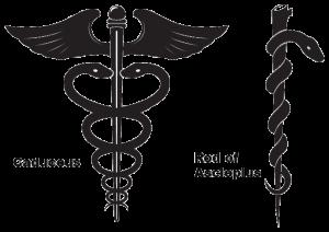 rod-of-asclepius-vs-caduceus